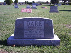 Thomas Jefferson Dare, Jr