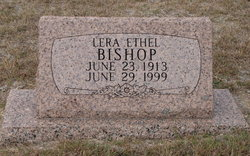 Lera Ethel Bishop