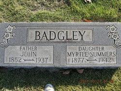 John Badgley