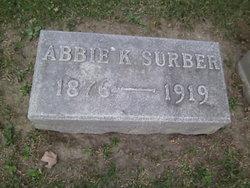 Abbie Lynn <I>Kuechman</I> Surber