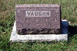 Bertha Althea Vaughn