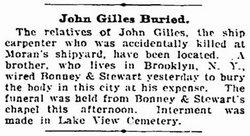 John Gilles