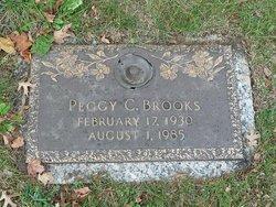 Peggy <I>Custer</I> Brooks