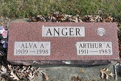 Arthur A Anger