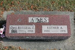 Esther A Ades
