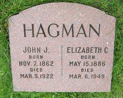 John J Hagman