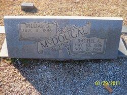 Rachel A McDougal