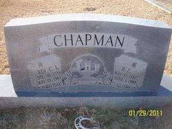 Rose Etta <I>Bonner</I> Chapman