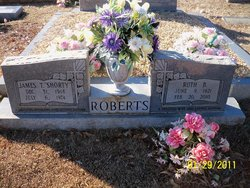 """James Theodore """"Shorty"""" Roberts"""
