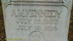 A M Kennedy