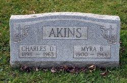 Charles David Akins