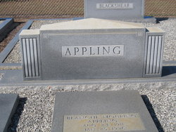 Blanche <I>Mouring</I> Appling