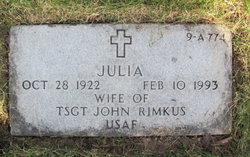 Julia Rimkus