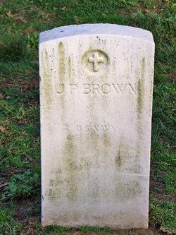 J P Brown