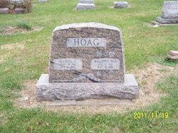 Frances A <I>Camp</I> Hoag