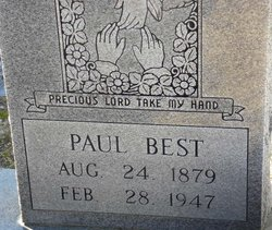 Paul Henry Best
