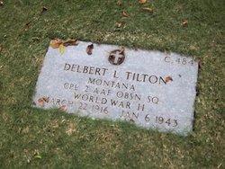CPL Delbert L Tilton