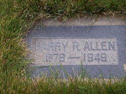 Harry Rutherford Allen, Sr