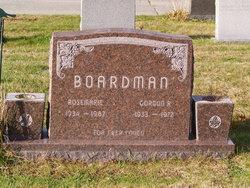 Gordon R Boardman