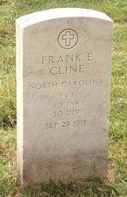 Frank Edgar Cline