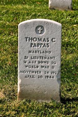 2LT Thomas C Pappas