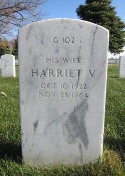 Harriet V Derrick
