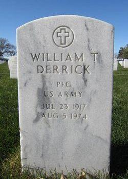 William T Derrick