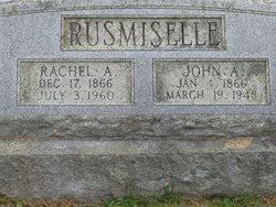 John Asher Rusmiselle