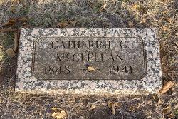 Catherine Cornelia <I>McClellan</I> Hilts