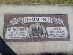 Anita <I>Smoot</I> Hammond
