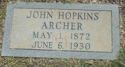John Hopkins Archer