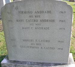Mary <I>Castro</I> Andrade