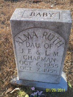 Alma Ruth Chapman