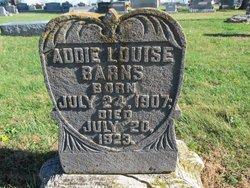 Addie Louise Barnes