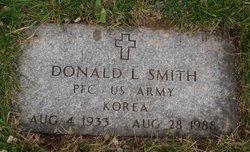 PFC Donald L. Smith