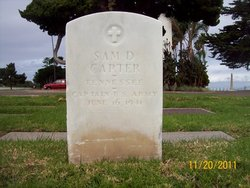 Capt Samuel Day Carter