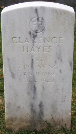 Clarence Hayes