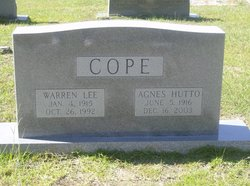 Warren Lee Cope