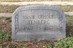 """Missouri Ann """"Annie"""" <I>Otholt</I> Tenberg"""