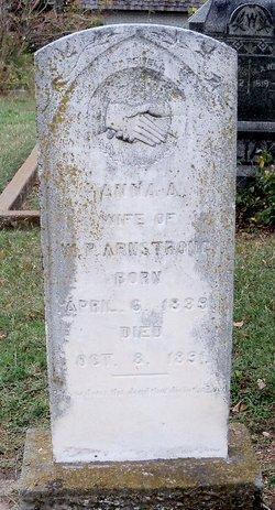 Anna A. Armstrong
