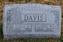 Viola Floy <I>Heston</I> Davis