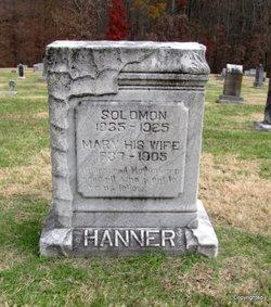 Solomon Shabel Hanner