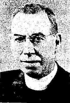 Rev Patrick Joseph Behan