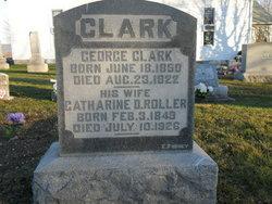 Catherine Deborah <I>Roller</I> Clark