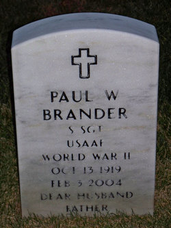 Paul William Brander