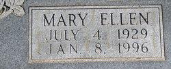 Mary Ellen Meneley <I>Shubert</I> Baker