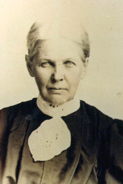 Georgia Ann <I>Cone</I> Brewer