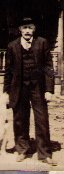 Louis Frederick Dezanett, Sr