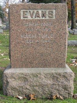 Robert Tomley Evans