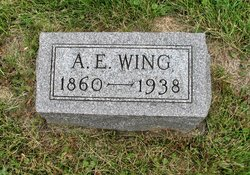 Augustus Edwin Wing